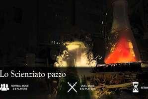 Квест Lo Scienziato Pazzo