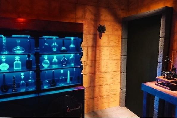Accademia di Magia e Stregoneria (Nox Escape) Escape Room
