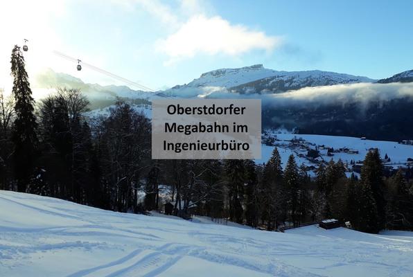 Das Ingenieurbüro - Wilde Bergbahnpläne