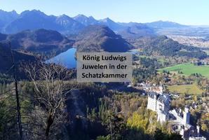 Квест Die Schatzkammer - König Ludwigs Juwelen