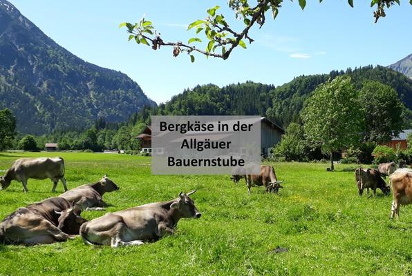 Die Bauernstube - Allgäuer Bergkäsemafia
