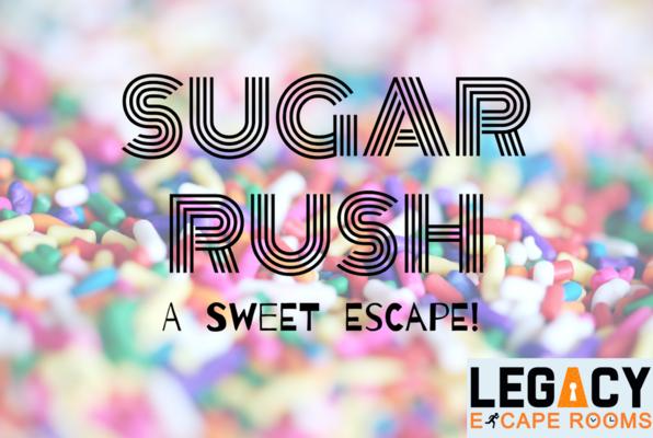 Sugar Rush (Legacy Escape Rooms) Escape Room