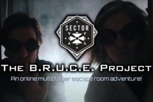 Квест The B.R.U.C.E. Project