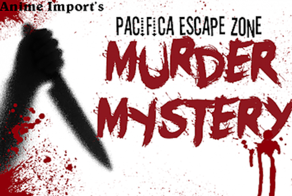 The Murder Mystery (Pacifica Escape Zone) Escape Room
