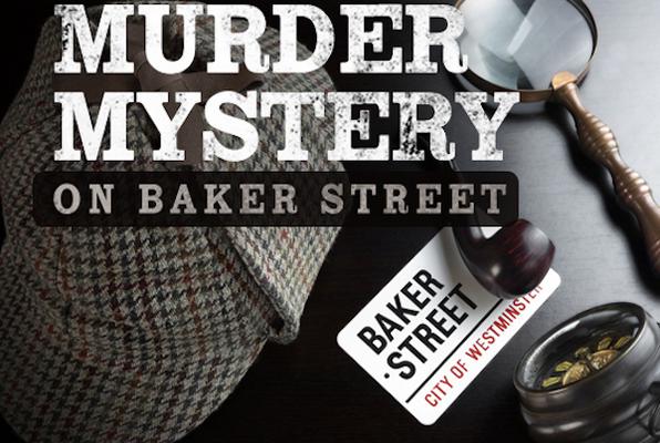 Murder Mystery on Baker Street