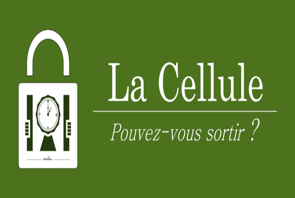 LA CELLULE (LA CELLULE) Escape Room