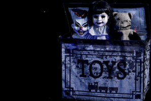 Квест The Haunted Toy Store
