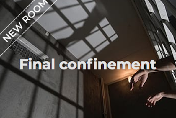 Final Confinement (Room Escape Miami by Fox in a Box) Escape Room