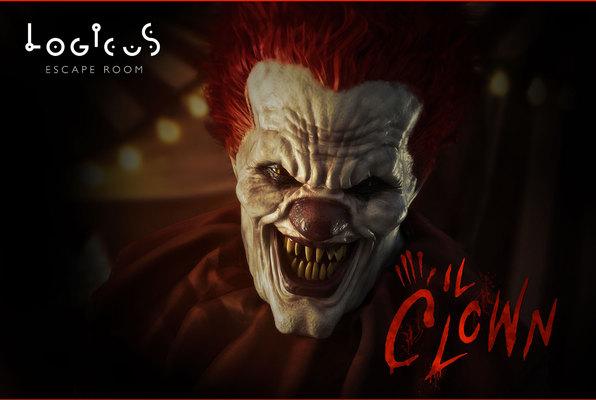 Il Clown (Logicus) Escape Room