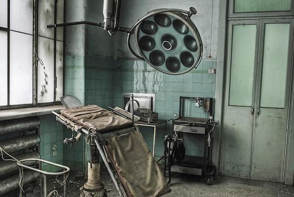 The Asylum (Escape Manor) Escape Room