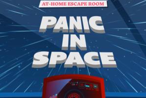 Квест Panic in Space