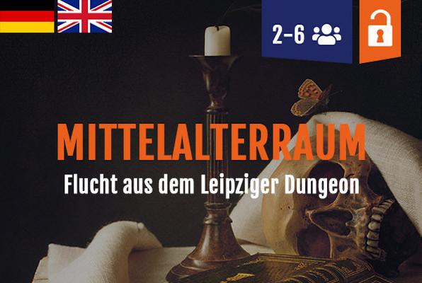 Die Flucht aus dem Leipziger Dungeon