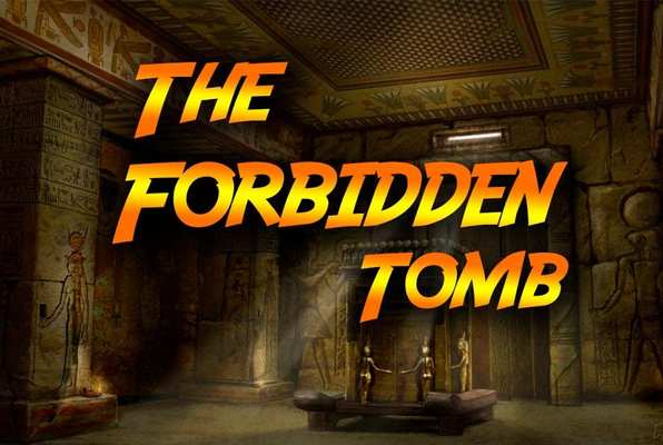 The Forbidden Tomb (Royal Escape Rooms) Escape Room