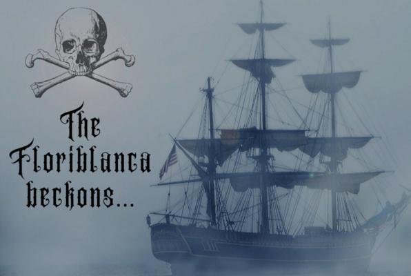 Escape From Jose Gaspar's Pirate Ship