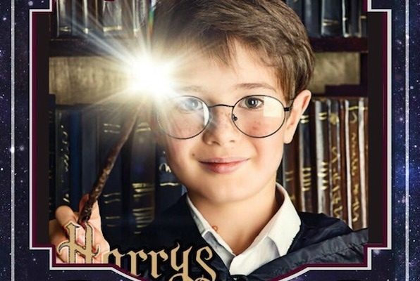 Harry's Mysteries (Encryptus Realius Escape) Escape Room
