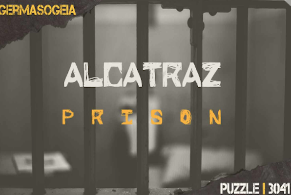 Alcatraz Prison (Puzzle 3041 Escape Room Limassol) Escape Room