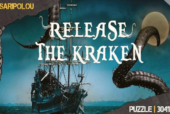 Release the Kraken (Puzzle 3041 Escape Room Limassol) Escape Room