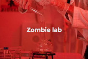 Квест Zombie Lab