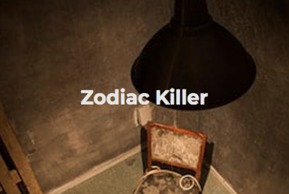 Zodiac Killer (RoomEscape Protaras by Fox in a Box) Escape Room