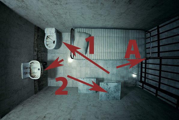 Alcatraz (Escape Room Club) Escape Room