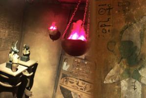 Квест La Maledizione di Tutankhamon