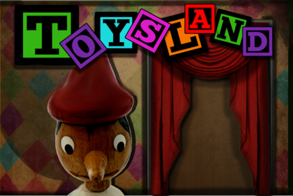 Toys Land (Aenigma) Escape Room