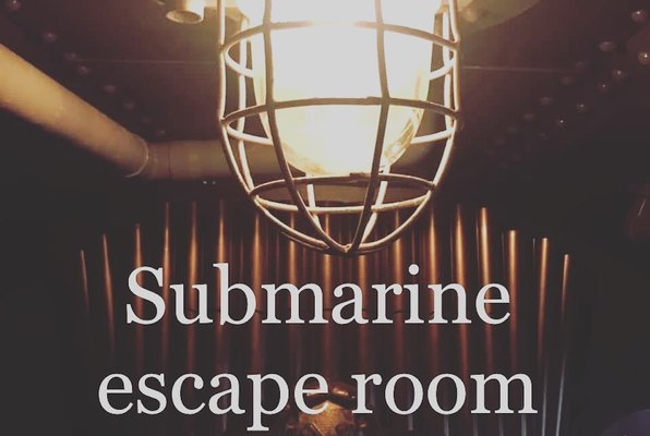 Nautilus Submarine (The Mystery) Escape Room