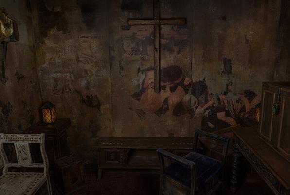 Das Geheimnis der toten Mönche