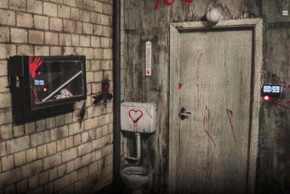Maniac (Game Over Derby) Escape Room