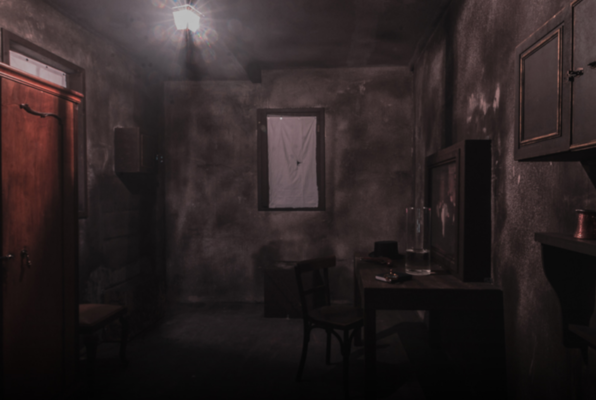Jack the Ripper (GAME OVER Escape Rooms - Derby) Escape Room