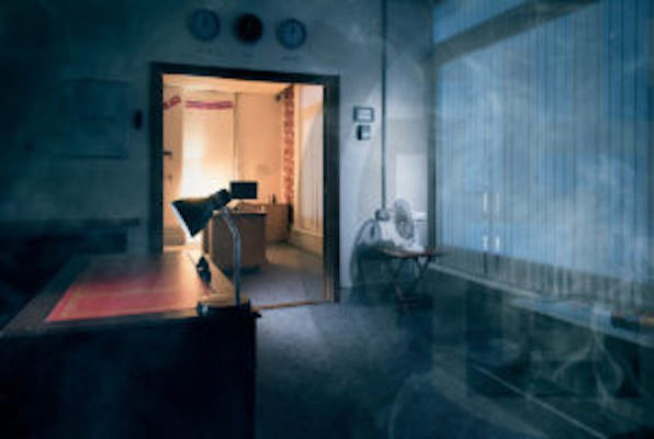 A Rough Trade (The Escape Room Guys) Escape Room