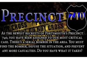 Квест Precinct 740