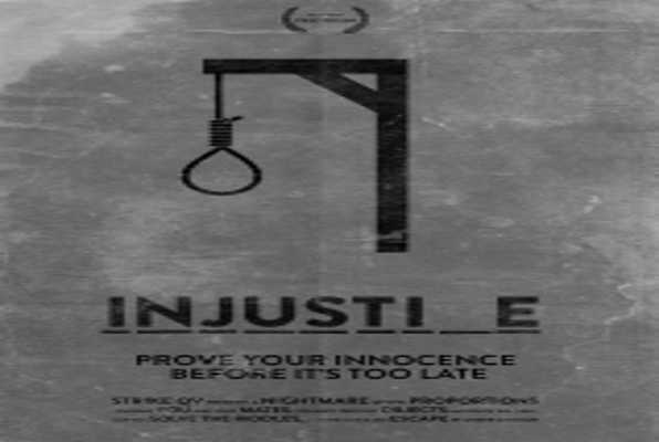 Injustice (Strike Escape Rooms Highpoint) Escape Room