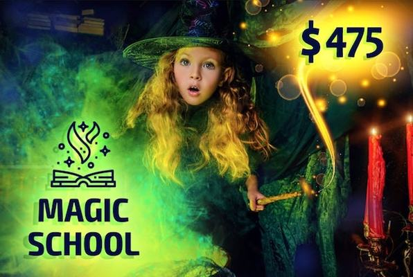 Magic School for Kids