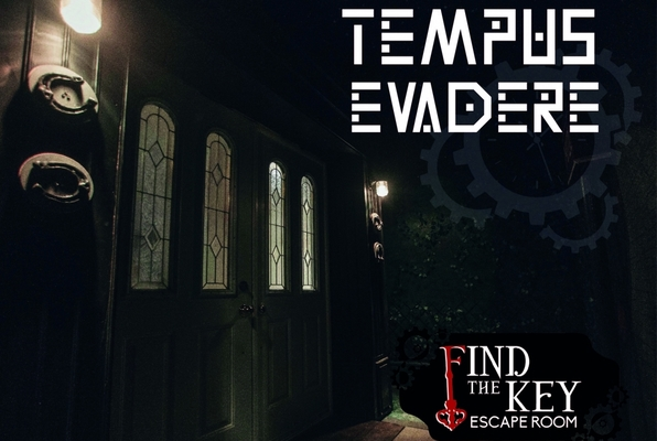 Tempus Evadere (Find the Key) Escape Room