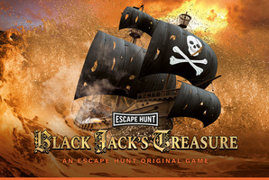 Квест Black Jack's Treasure