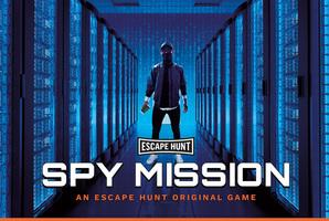 Квест Spy Mission