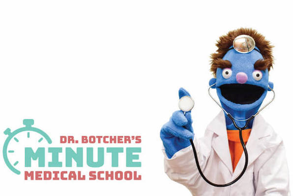 Dr. Botcher's Minute Medical School