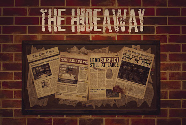 The Hideaway (Riddle Room Canberra) Escape Room