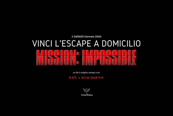 Mission Impossible (StanzEnigma) Escape Room