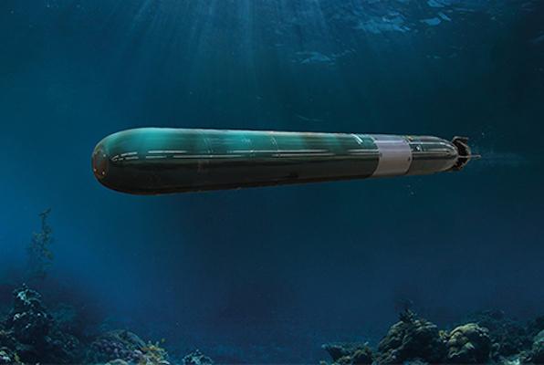 Submarine - Torpedo