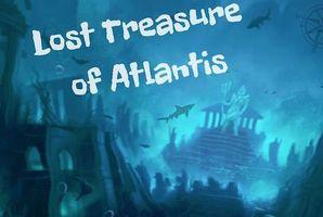 Квест Lost Treasure of Atlantis
