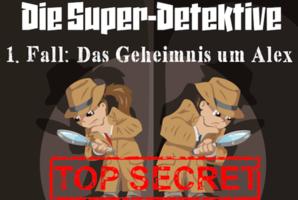 Квест Die Super-Detektive