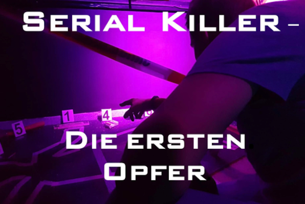 Serial Killer - Die Ersten Offer (Locked Room Düsseldorf) Escape Room