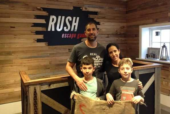 Da Vinci Down Under (Rush Escape Game) Escape Room