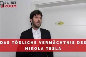 Квест Das Tödliche Vermächtnis des Nicola Tesla