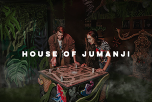Квест House of Jumanji