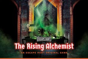 Квест The Rising Alchemist