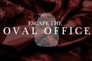 Квест Escape the Oval Office