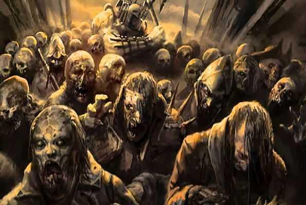 Zombie Apokalipsa  (Enigmat Escape) Escape Room